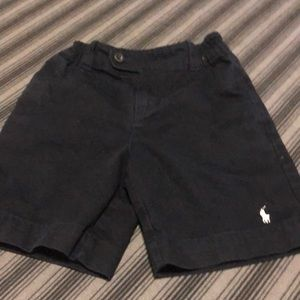 Ralph Lauren Polo shorts.